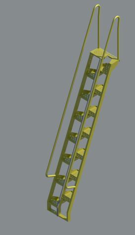 Steel ATS 68°