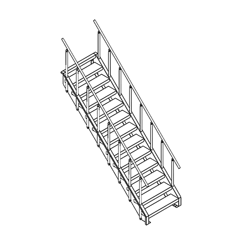 Bolted Egress Model 01/02