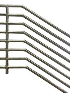 Multi-Line Handrail
