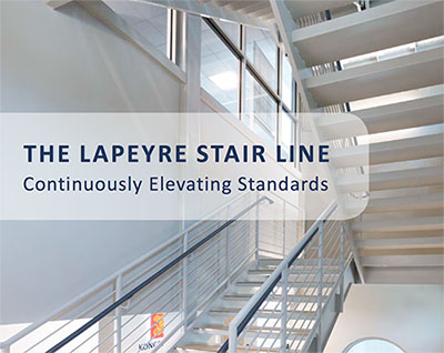 LS 2013 Product Catalog, Lapeyre Stair ...