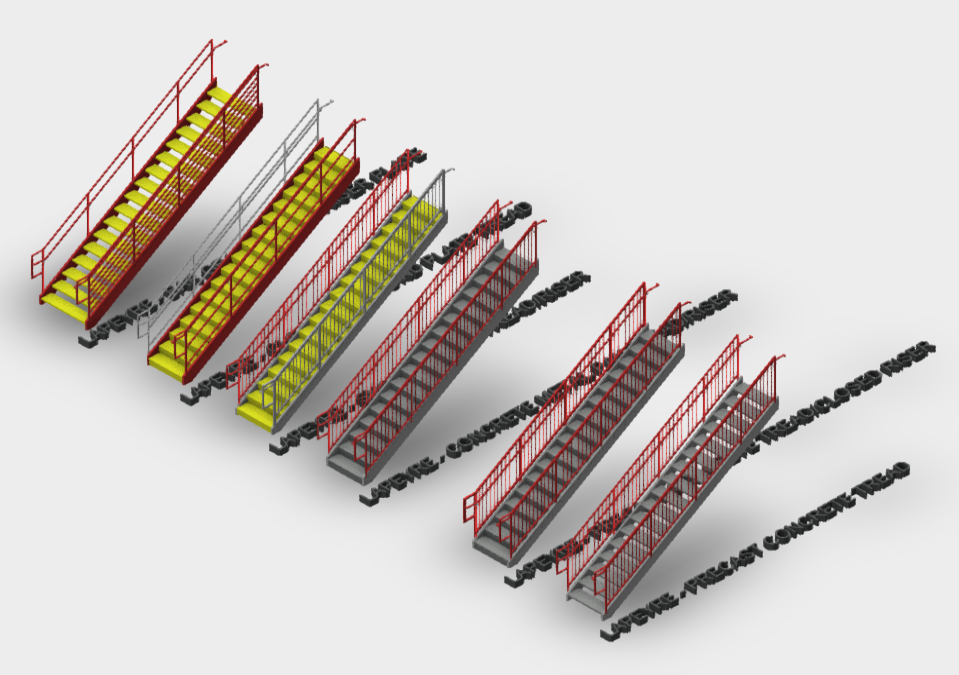 Lapeyre Stair Details For Revit